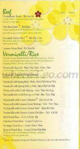 Viets Aroma Pho Restaurant Menu - Frederick, MD - Page 4