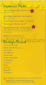 Viets Aroma Pho Restaurant Menu - Frederick, MD - Page 5